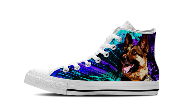 German Shepherd Shoes Gifts For Dog Lovers From Groove Bags