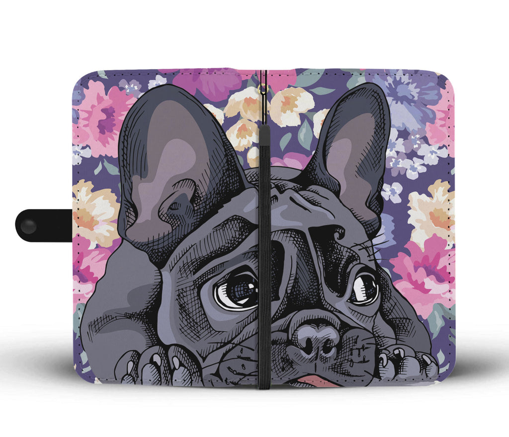 French Bulldog Cutie Wallet Phone Case