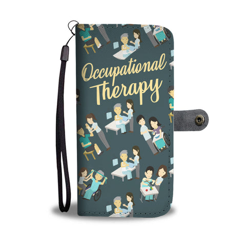 Occupational Therapy Wallet Phone Case