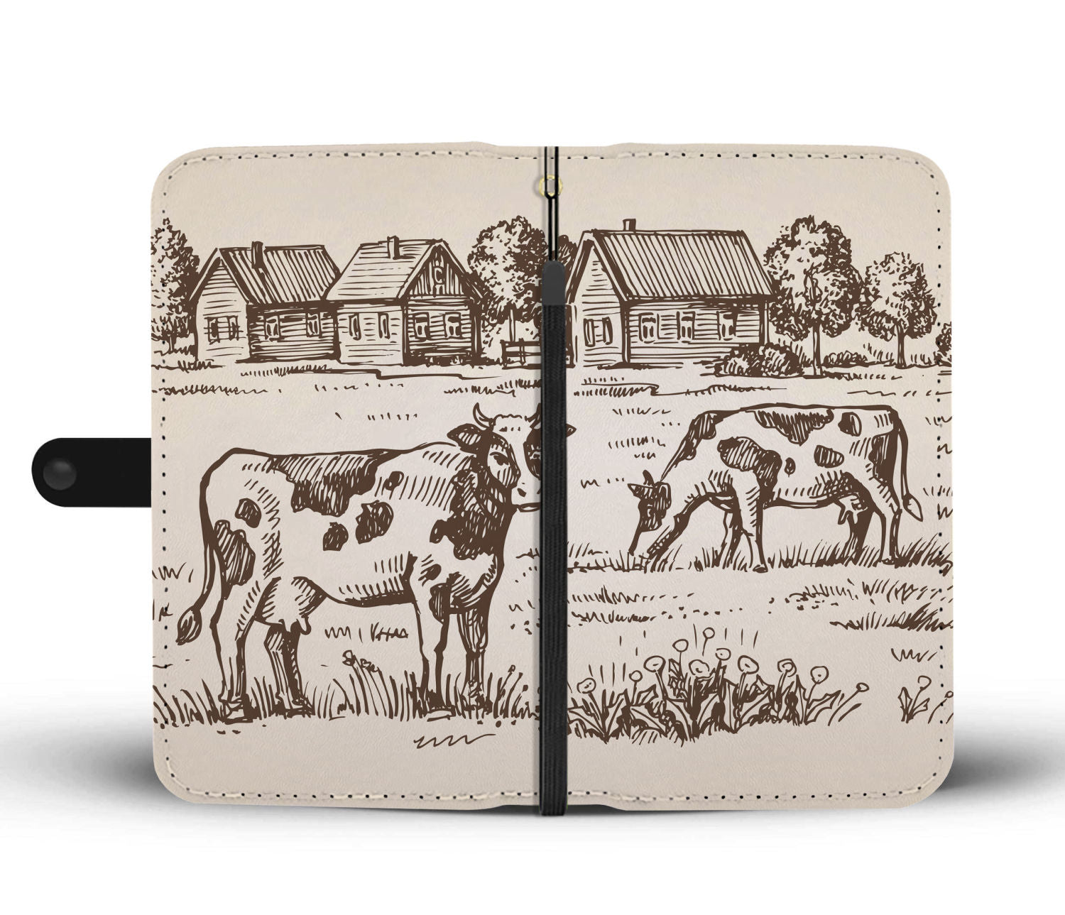 samsung galaxy j5 case cow