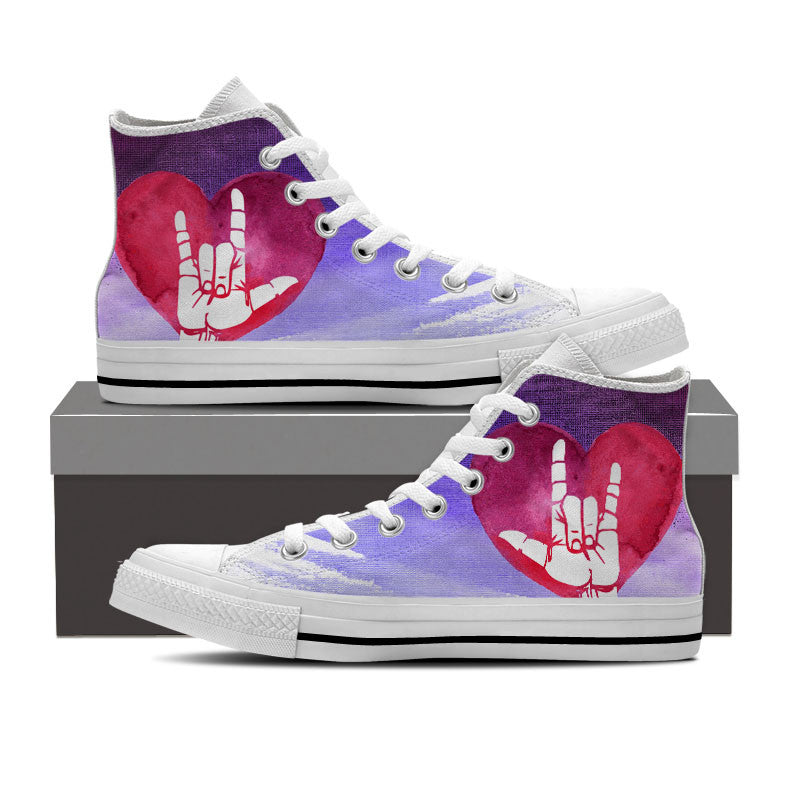 ASL Love Shoes