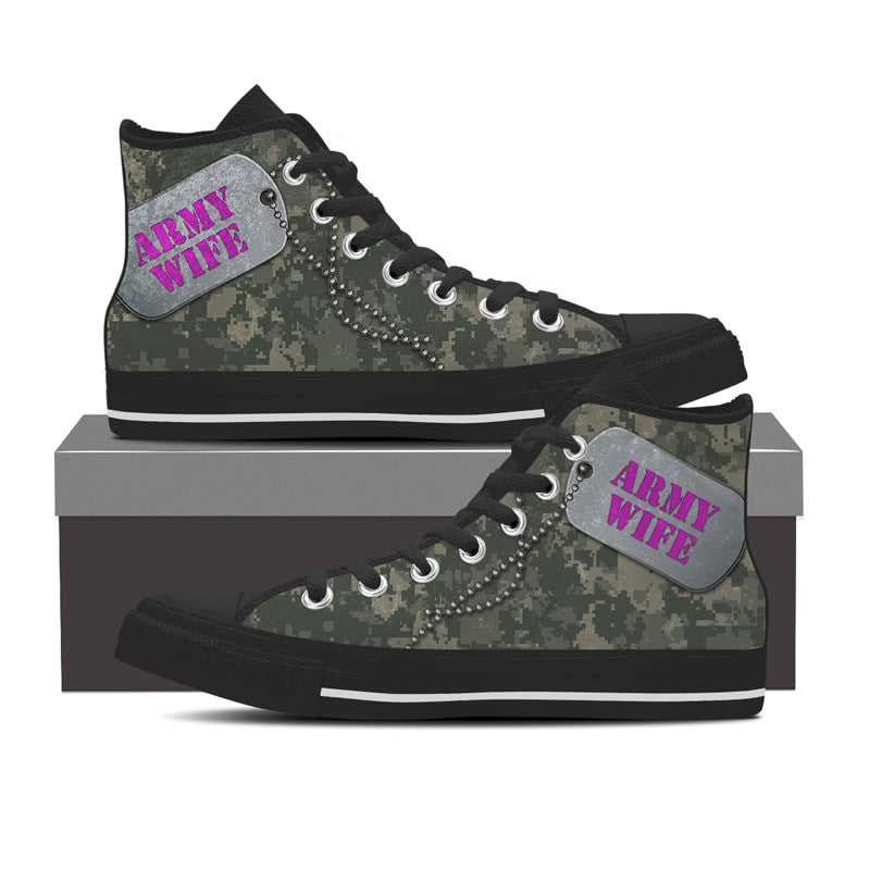 Army Wife Shoes