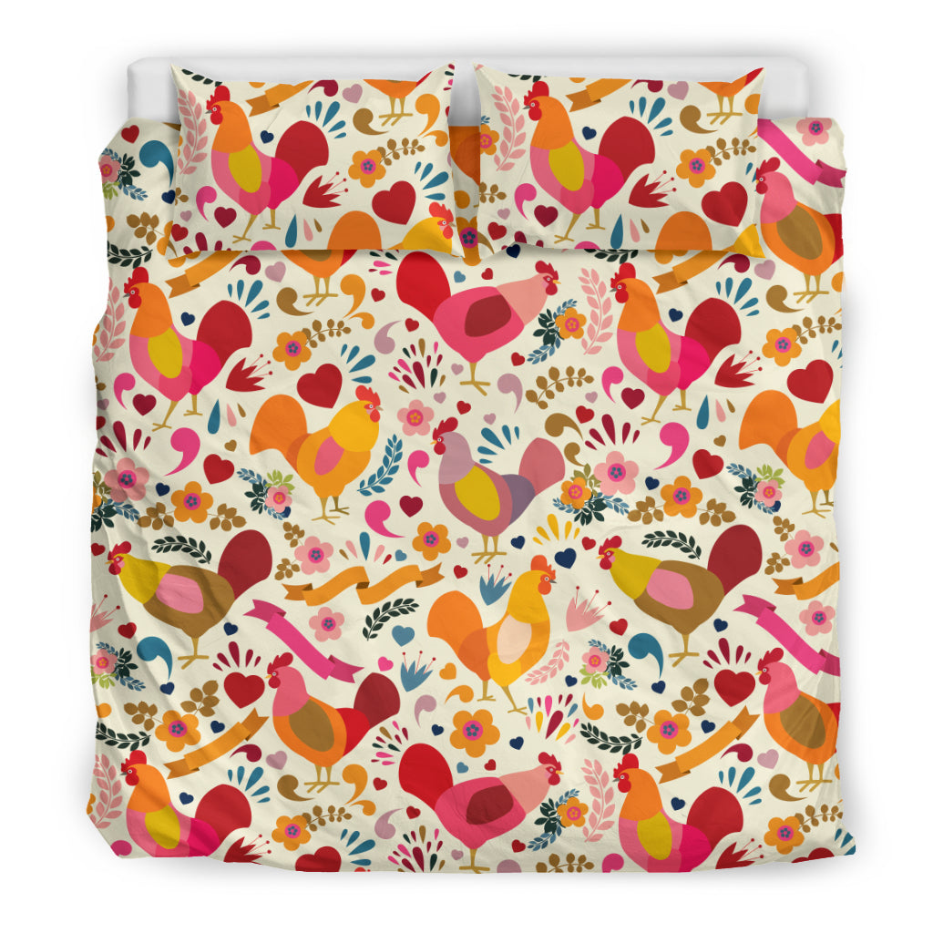 5f68aa1f1146 Adorable Chicken Bedding Set – Groove Bags