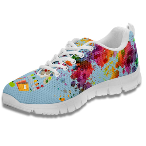 Art Teacher Sneakers-Clearance