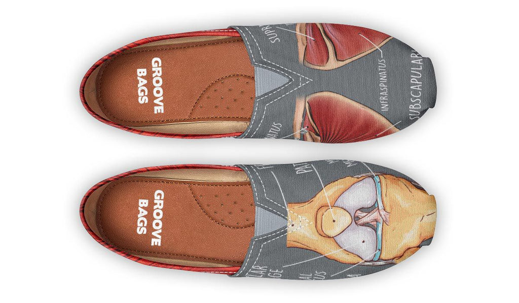 Physical Therapy Casual Shoes - Groove Bags