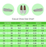 Make Up Pattern Casual Shoes