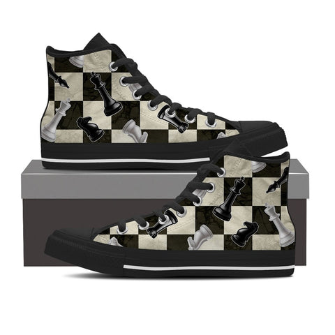 Chess Lovers Shoe