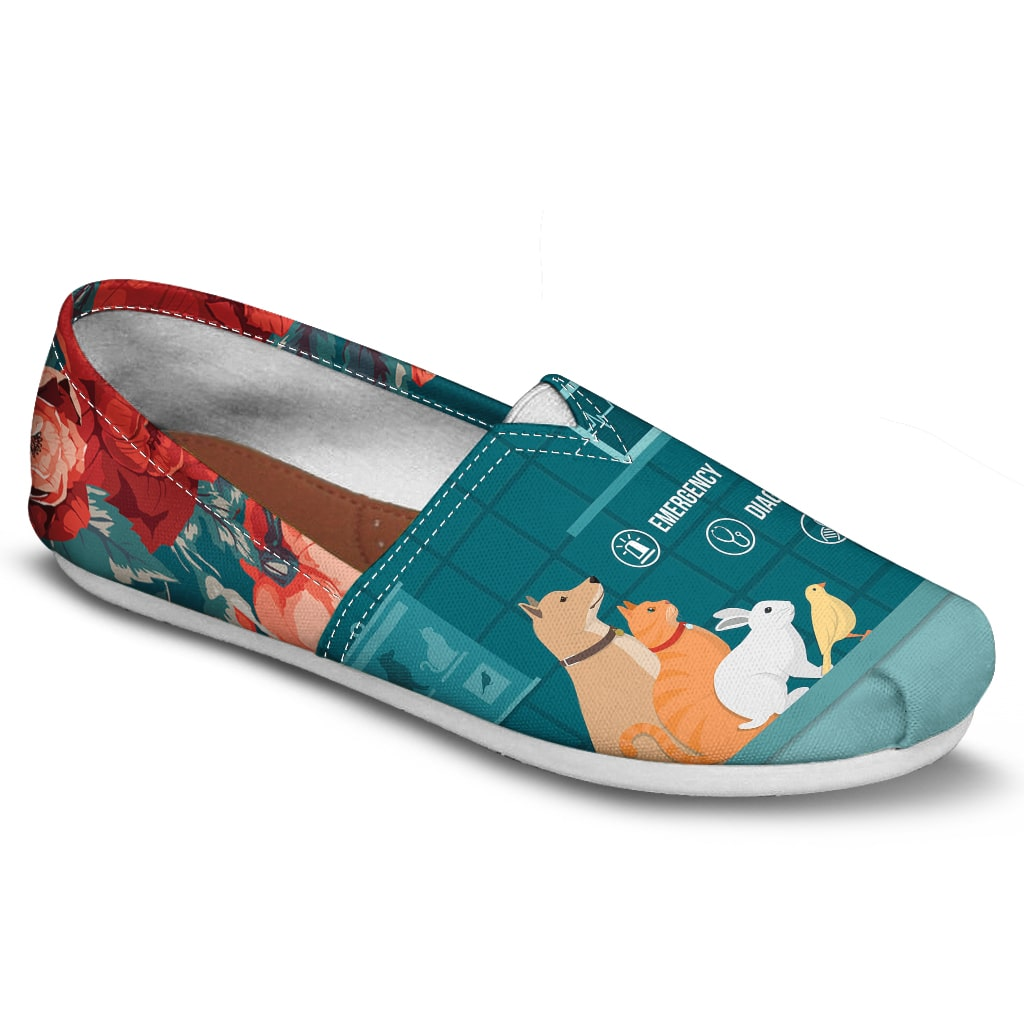 Clinic Animals Casual Shoes-Clearance