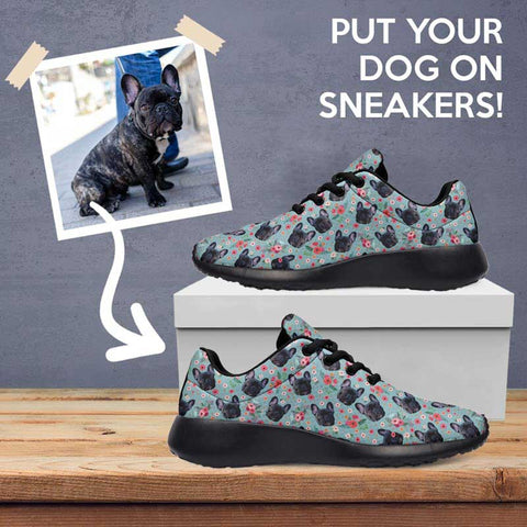 Custom Dog Sneakers