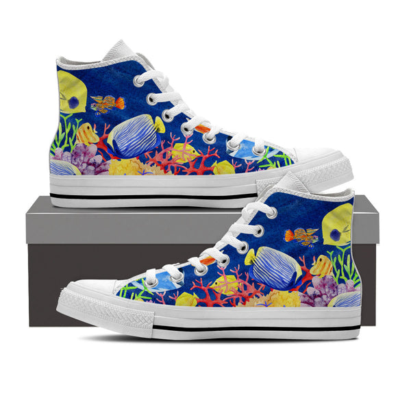 tropical fish shoe � groove bags