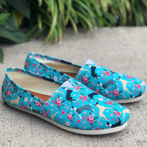 Great Dane Flower Casual Shoe