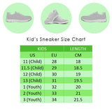 Kids Science Equipment Sneakers