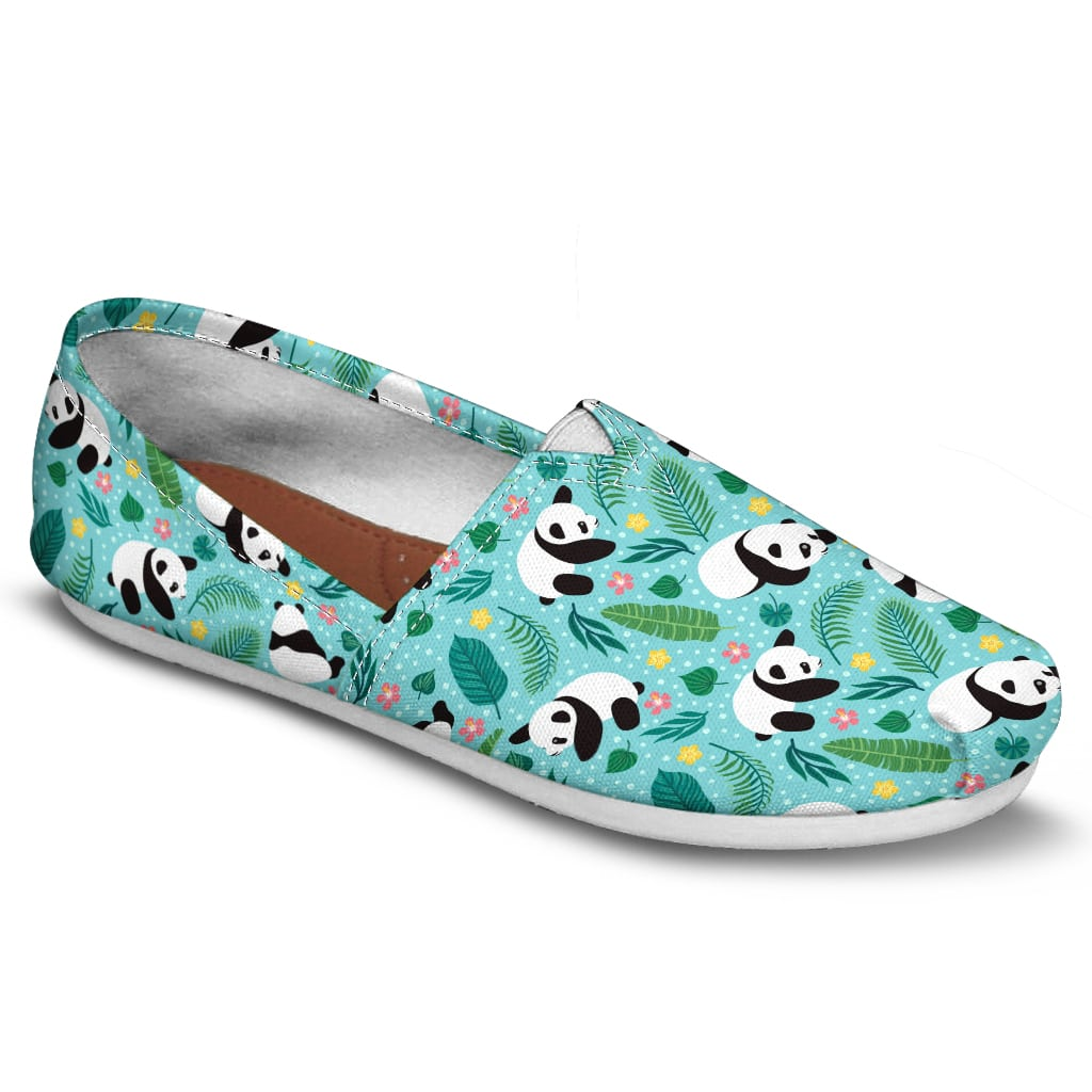 Panda Party Casual Shoes-Clearance