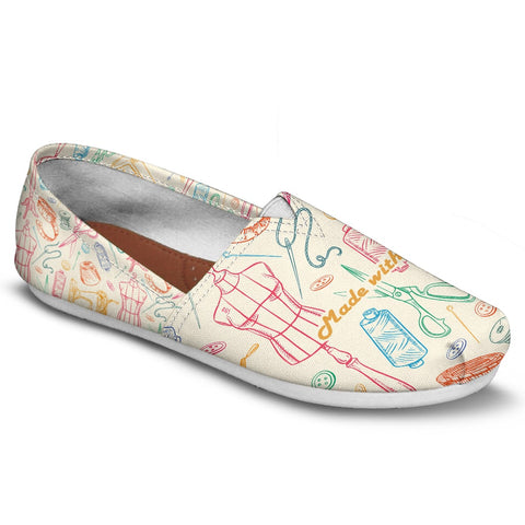 Sewing Love Casual Shoes