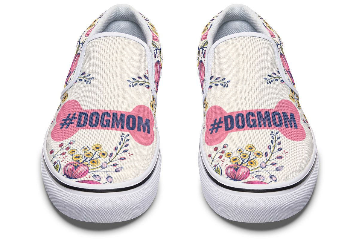 Dog Mom Slip-On Shoes – Groove Bags