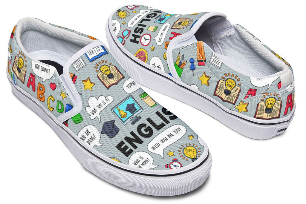 ESL Slip-On Shoes-Clearance – Groove Bags