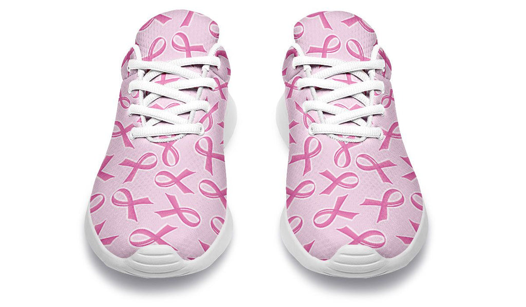 Breast Cancer Awareness Sneakers - Pink