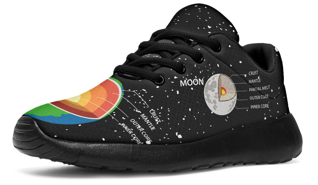 Earth Structure Sneakers-Clearance