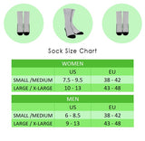 Veterinary Diagram Socks