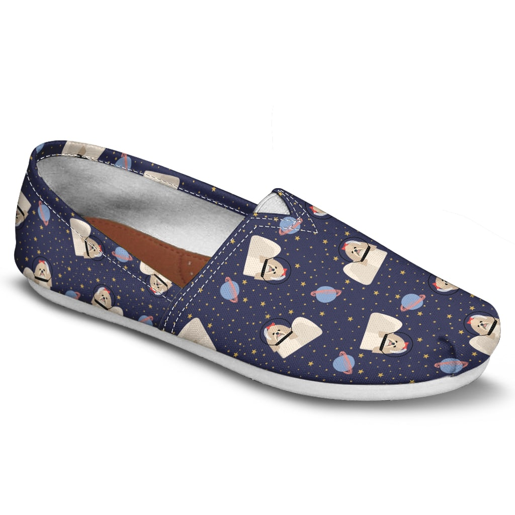 Space Shih Tzu Casual Shoes-Clearance