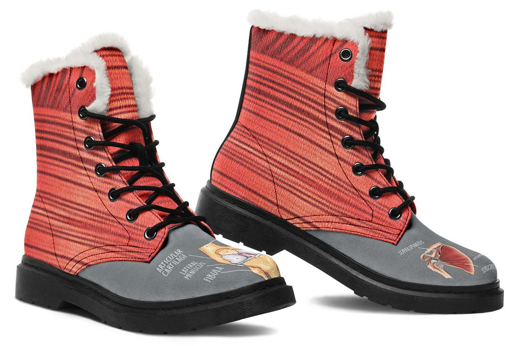 Physical Therapy Winter Boots - Groove Bags