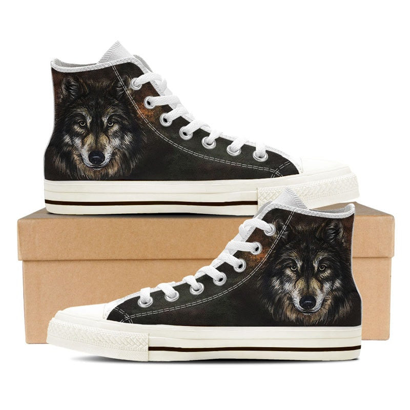 Wolf Shoes