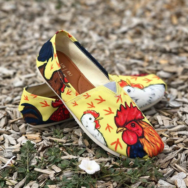 Chicken Casual Shoes Groove Bags