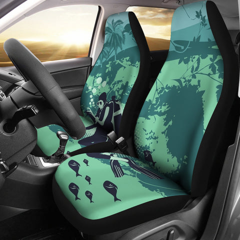 Scuba Lifestyle Car Seat Covers