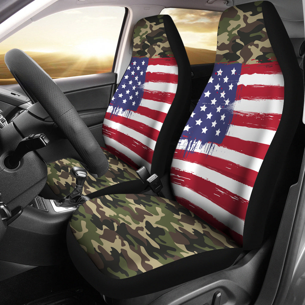 U S Army Car Seat Covers Groove Bags