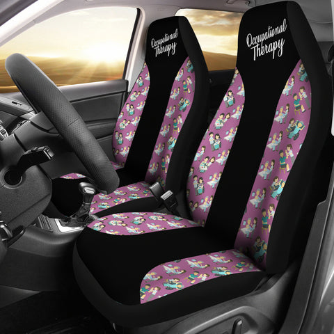 Occupational Therapy Car Seat Covers