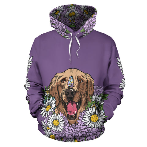 All-Over-Print Dog Hoodies – Groove Bags