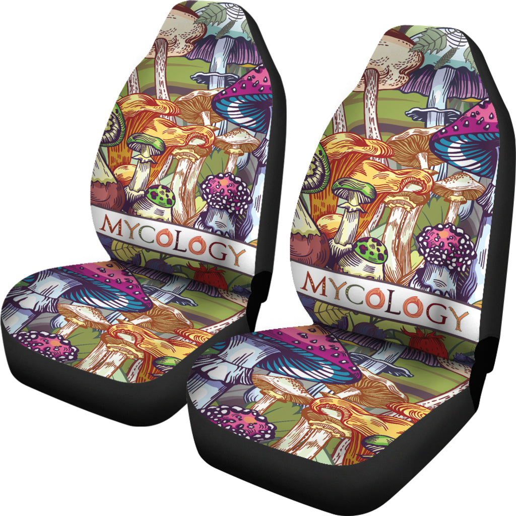 Colorful Mycology Car Seat Covers – Groove Bags