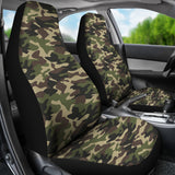 Army Camo Car Seat Cover-Clearance