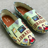 Librarian Casual Shoes