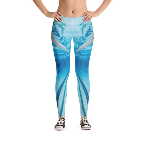 Swimming Pool Leggings