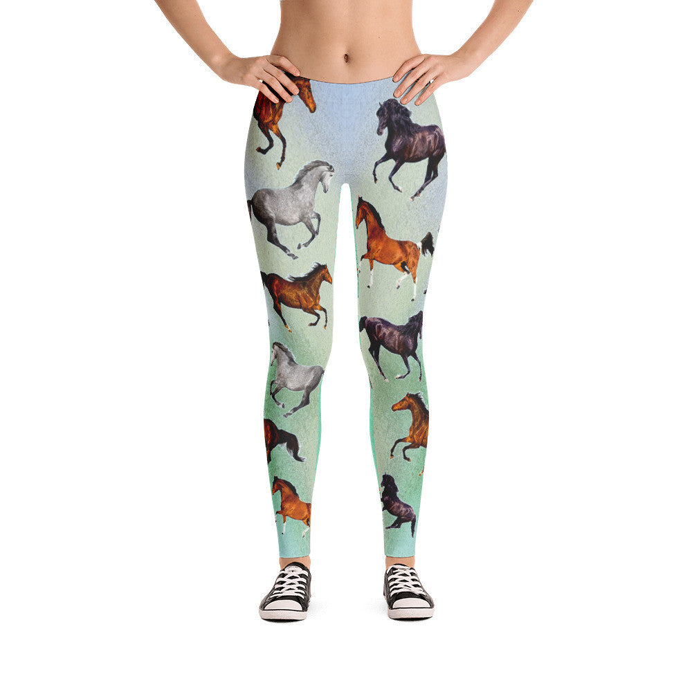 Horse Lovers Leggings