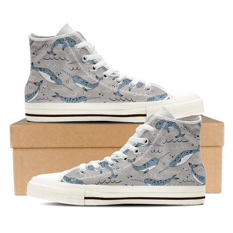 Narwhal Lovers Shoe