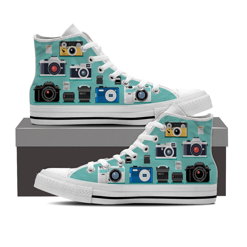 Photography Camera Shoes