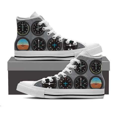 Pilot Gauge Shoes