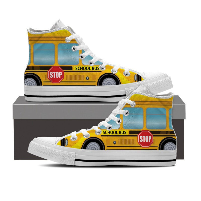 School Bus Shoes