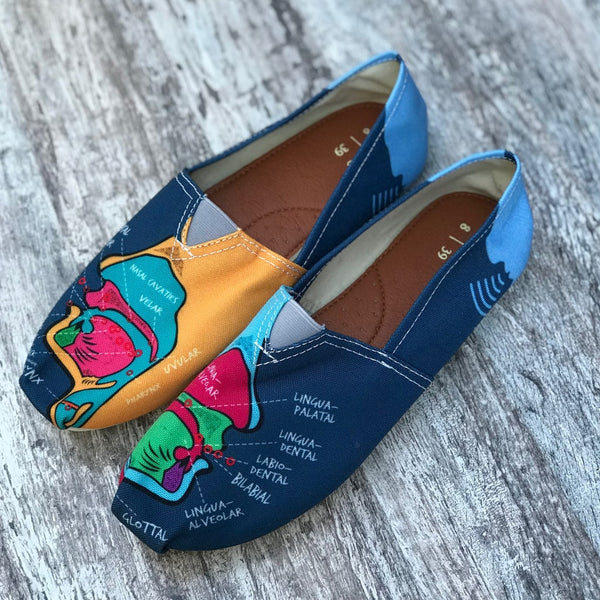 Speech Pathologist Casual Shoes – Groove Bags - photo#37