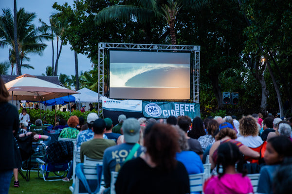 KONA SURF FILM FESTIVAL REMINDS US TO HAVE PURPOSE