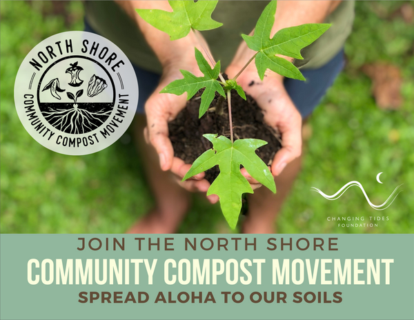 THE COMMUNITY COMPOST MOVEMENT IS HERE