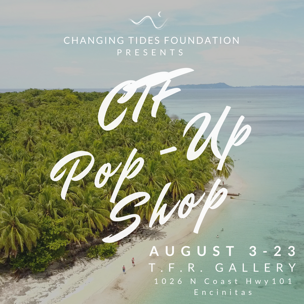 CTF-POP UP SHOP IN ENCINITAS