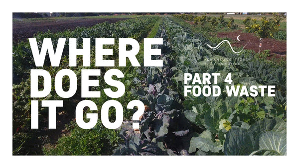 WHERE DOES IT GO? PART 4: FOOD WASTE