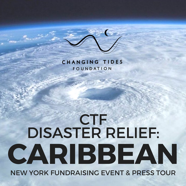 NYC FUNDRAISING EVENT & PRESS TOUR