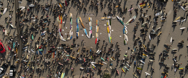PADDLE OUT FOR UNITY