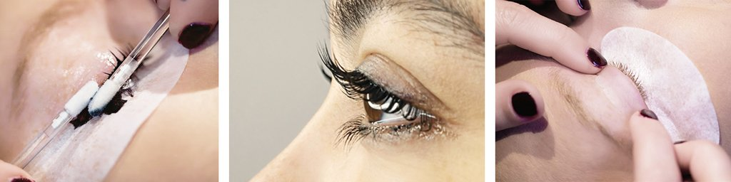 bda856ee244 Because it is very easy to use, perming can also be helpful prior to  applying eyelash extensions.