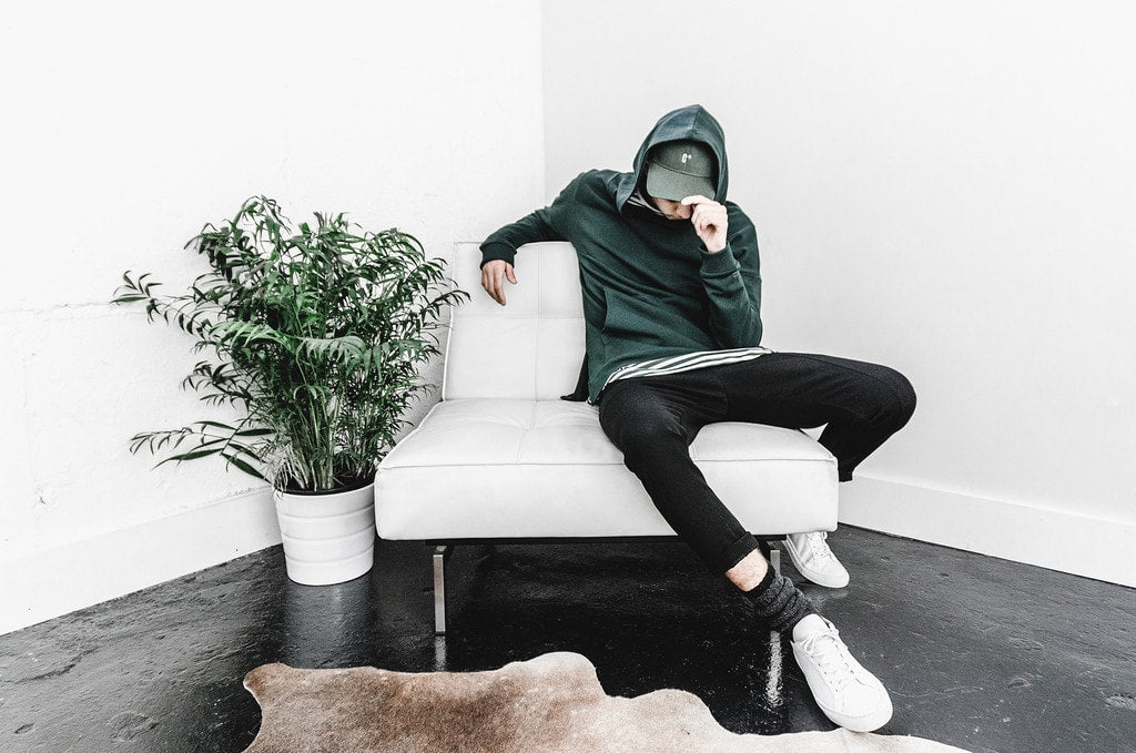 The CXX - Jungle Green Oversized Hoodie