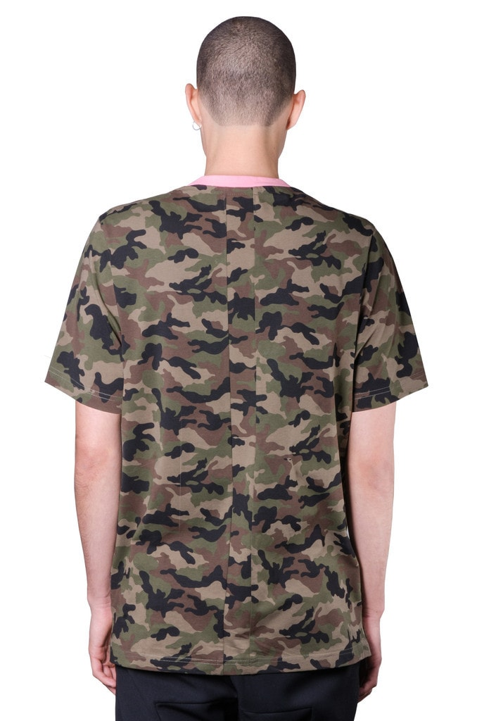THE CXX - Contrast Camo Tee